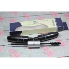 Lowen 2 in1 Mascara and Eyeliner - Black