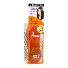 Tips Beli Lucido L Hair Vitamin Oil Damage 50M Yang Bagus