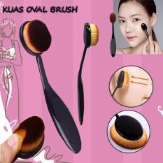 Lucky Kuas Oval Brush - Foundation Brush / Kuas Foundation