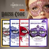 Spesifikasi Lucky Mediheal Mask Dress Code Violet Masker Mediheal Dress Code Violet Ungu 1 Box Terbaru
