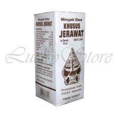 Lucky Wayang Obat Herbal - Minyak Oles Khusus Jerawat Cap Wayang Obat Jerawat - 35ml / 1Pcs