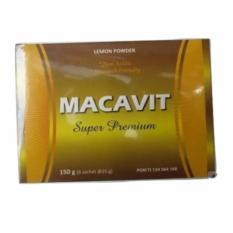 Macavit - Maca Vit - Macafit - Suplemen Herbal