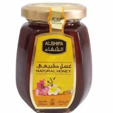 Cara Beli Madu Al Shifa Madu Arab Natural Honey Original 250 Gram