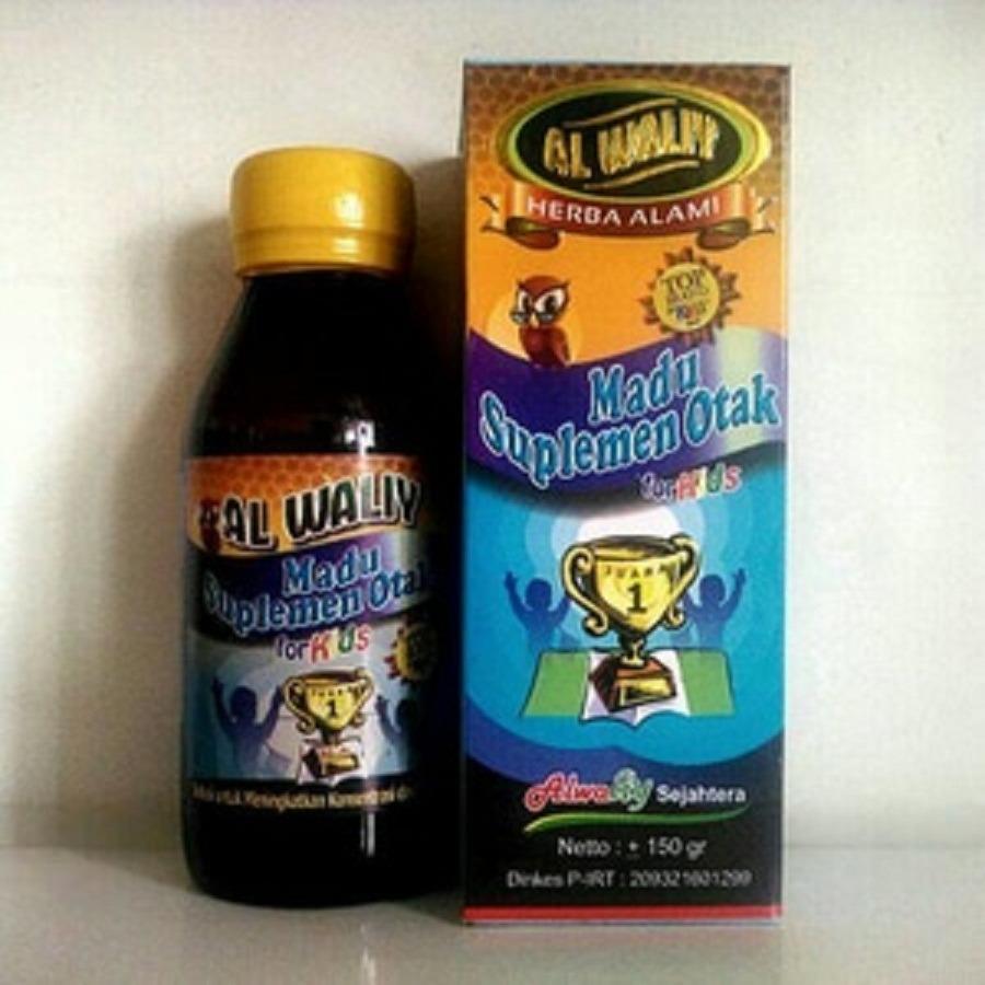 Harga baru Madu Anak Suplemen Otak Al Waliy Paket 1 Botol sale - Hanya Rp97.470