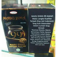 Review Madu Bima 99 Madu Hitam Pahit Super 200 Gr Madu Bima 99 Di Jawa Barat