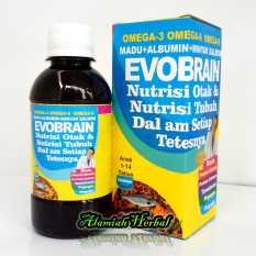 Harga Madu Evobrain Nutrisi Otak Dan Tubuh Anak Lengkap