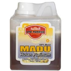 Promo Madu Hutan Platinum Ath Thoifah Murni 100 500 Gr Madu