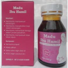 Madu Ibu Hamil Nutrisi Lengkap Kesehatan Ibu Hamil - 350 gram