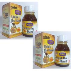 Madu Marwa Untuk Ibu Hamil - Paket 2 Botol (1 botol isi 350 gr)