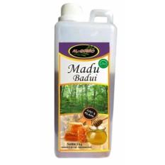 Madu Murni Badui Al Qubro 1 Kg Surabaya