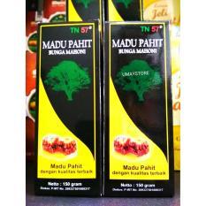 MADU PAHIT BUNGA MAHONI TN57 (100% asli bunga mahoni) - 150 Gram