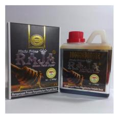 Jual Beli Online Madu Prima Raja Hitam Pahit Super Isi 500 Gr Paket 2 Botol