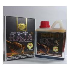 Review Toko Madu Prima Raja Hitam Pahit Super Isi 500Gr Paket 2 Botol Online