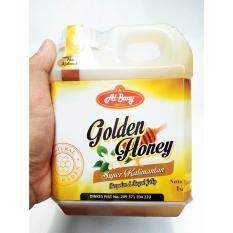 Toko Madu Super Hutan Kalimantan Golden Honey Diperkaya Beepollen Royaljelly Netto 1Kg Exp 2021 Online Jawa Barat