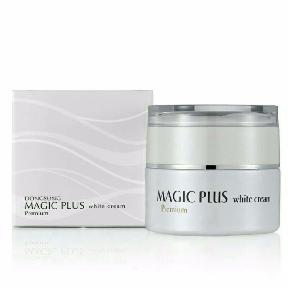 Masa berlaku sampai 2019 Magic Plus White Cream Premium Original 35g 1pcs