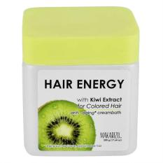 Makarizo Creambath Hair Energy Kiwi Extract Indonesia