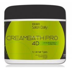 Model Makarizo Creambath Pro 4D Mencegah Rambut Rontok 500 Gram Terbaru