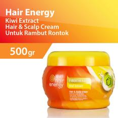 Jual Makarizo Hair Energy Creambath Kiwi Extract 500 Gr Branded Original