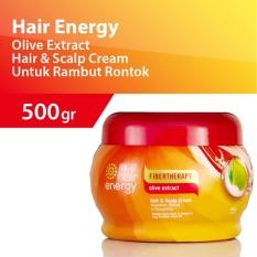 Jual Makarizo Hair Energy Creambath Olive Oil 500 Gr Termurah