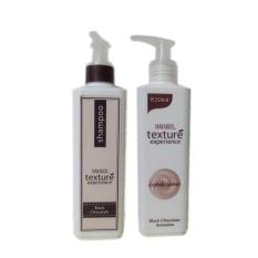 Jual Makarizo Hair Texture Shampoo Dan Conditioner Black Chocolate Murah Di Jawa Barat