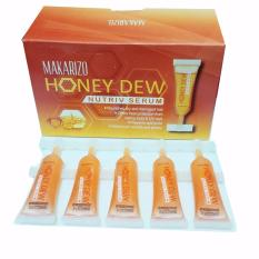 Promo Makarizo Honey Dew Nutriv Serum 1Box Pelindung Pelembab Rambut Murah