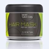 Review Makarizo Salon Daily Hair Mask Repair Treatment Menutrisi Melindungi Rambut Rusak Kering 500 Gram Makarizo Di Dki Jakarta
