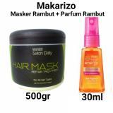 Makarizo Salon Daily Masker Rambut 500Gr Parfum Rambut 30Ml Makarizo Diskon