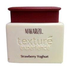 Harga Makarizo Texture Experience Creambath Strawberry Yoghurt 500Gr Satu Set