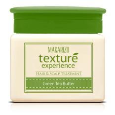 Kualitas Makarizo Texture Experience Masker Rambut Hair Mask Green Tea Butter 500Gr Makarizo
