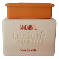 Ulasan Lengkap Makarizo Texture Experience Masker Rambut Vanilla Milk 500 G Orange