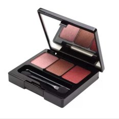 Harga Make Over 3 Eye Shadow Palette Coklat Indian Summer Make Over Ori