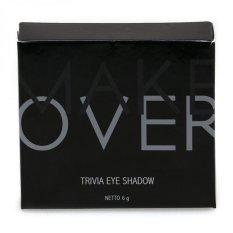 Miliki Segera Make Over Eyeshadow Trivia Black Goddiva