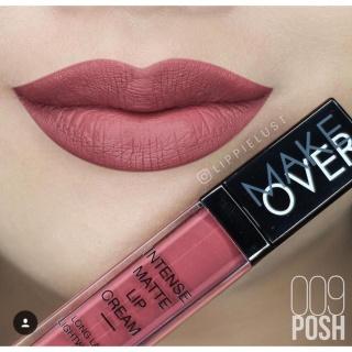 Make Over Intense Matte Lip Cream - 009 Posh thumbnail