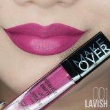 Iklan Make Over Intense Matte Lip Cream 01 Lavish