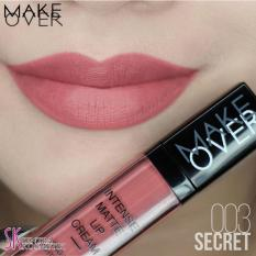 MAKE OVER Intense Matte Lip Cream 003 Secret