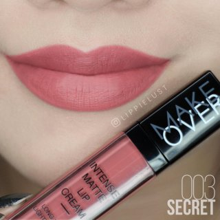 Make Over Intense Matte Lip Cream - 03 Secret thumbnail
