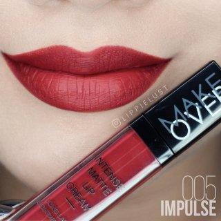 Make Over Intense Matte Lip Cream 05 - Impulse thumbnail