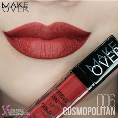 Make Over Matte Lip Cream 06 Cosmopolitan Make Over Murah Di Jawa Barat