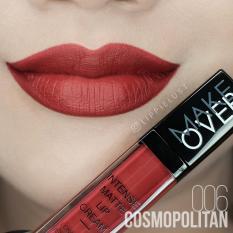 Promo Make Over Intense Matte Lip Cream 06 Cosmopolitan Make Over