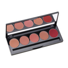 Spesifikasi Make Over Lip Color Palette Poprock Peach Online