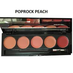 Make Over Lip Color Palette - Poprock Peach