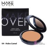 Beli Make Over Perfect Cover Creamy Foundation 04 Hobo Camel Pake Kartu Kredit