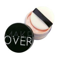 MAKE OVER Silky Smooth Translucent Powder 01 Porcelain 35 g