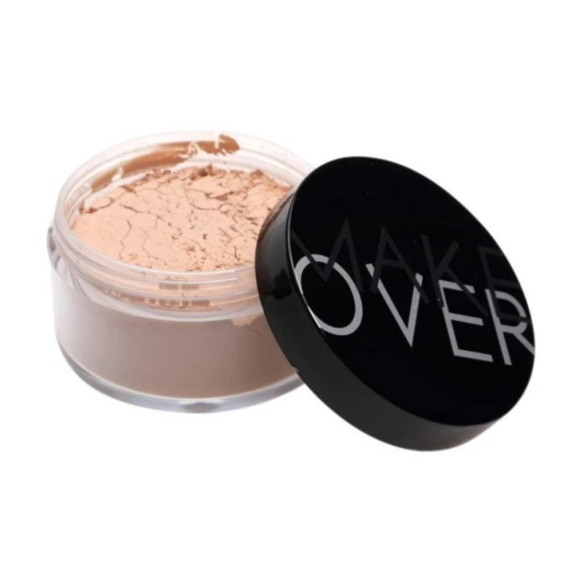 Make Over Silky Smooth Translucent Powder 01 Porcelain.