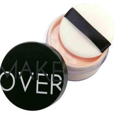 Make Over Silky Smooth Translucent Powder # 01 Porcelain
