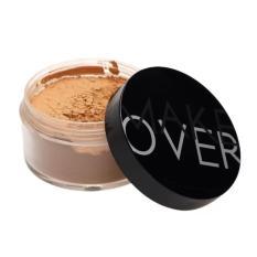 Make Over Silky Smooth Translucent Powder (04 Toffee) - Mencerahkan Bedak Tabur