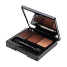 Make Over Trivia Eye Shadow (Emperor Brown) - Warna Pigmented Eyeshadow