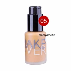 MakeOver Ultra Cover Liquid Matt Foundation 05(Velvet Nude)