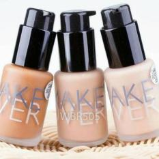 Spesifikasi Make Over Ultra Cover Liquid Matt Foundation Makeover No 01 Ochre Yang Bagus Dan Murah