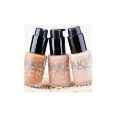 Make Over Ultra Cover Liquid Matt Foundation - Makeover No. 02 Phink Shade